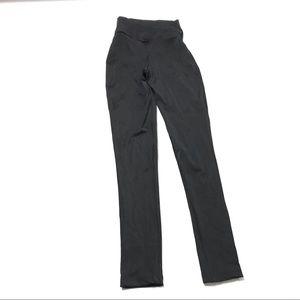 Balera Dance Leggings Pants LC Child Black Lycra
